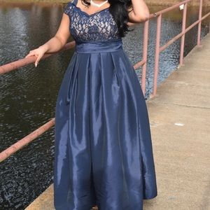 Prom Dress 💙